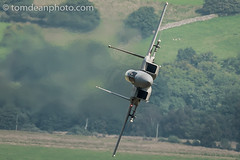 USAF F-15C (Tom Dean.) Tags: f15c f15 eagle wales machloop tom dean nikon low level 500mm lakenheath