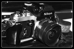 Nikon F2A (Mike Enage) Tags: f2a nikon f2 zenitar fisheye 16mm zenit
