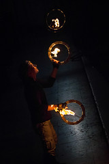 Jongleur (Oriane Gs) Tags: jongleur feu