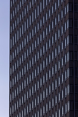 Windows (Sam Wagner Photography) Tags: architecture minneapolis buildings compressed telephoto towers skyscrapers twilight color windows facade target plaza south downtown offices