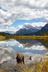 Rundle Reflection (A.Connah) Tags: banff banffnationalpark canada vermillionlakes landscape