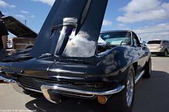 1963 1964 Corvette Sting Ray (photo_maan) Tags: ks vintage rebuilt antique event automotive carshow customcars kansas refurbished cars 1963 1964 corvettestingray corvette stingray classic car chevy chevrolet