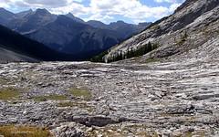 Mountain light and shadow (altamons) Tags: rockymountains rocky rockies mountainview mountains mountain hiking hike canadianrockies canadian canada altamons alberta kananaskis kananaskiscountry kcountry