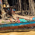 Daily life in Mekong river thumbnail