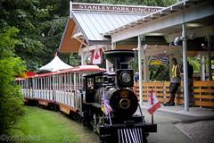 The Stanley Park Train (John Bollwitt) Tags: miss604mediacoverage stanleypark vancouver photowalk photowalking stanleyparktrain train trainstation