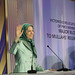 Maryam Rajavi at the celebration of the Relocation of Camp Liberty residents (4)