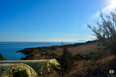 Le mont Chenoua vu depuis Gouraya (Ath Salem) Tags: algrie algeria coast cte mditerrane mediterranean      tipaza cherchell gouraya sidi brahim braham crique littoral aqueduc    chenoua  sea algerian beach amazing