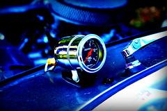 Pressure. (Papa Razzi1) Tags: 7981 2016 254365 gauge pressure fuel volvo pv carmeet classiccarsandcustoms2016