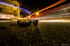 267#365 RayBan (Fabio75Photo) Tags: rayban lunettes occhiali night luci road auto colors red yellow arcobaleno notturno strada pisa citt traffic urban asfalto palazzo incrocio spalletta lampioni lenti finestre windows riflessi