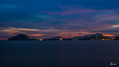 Night (Flavio Canonico) Tags: pozzuoli sunset italy 2470l f28 5d3