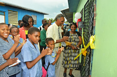 SRC Opens Science Labs in Schools