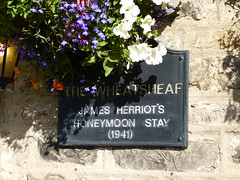 Wheatsheaf Inn, Carperby, North Yorkshire