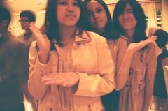 Anis, Alia, Dinda (MaskedPanda) Tags: film 35mm la lomo lomography sardina domino