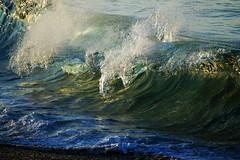 DSC04424 (palmtreeman) Tags: sea seascape beach water surf waves surfing beaches wedge bodyboarding skimming bodysurfing