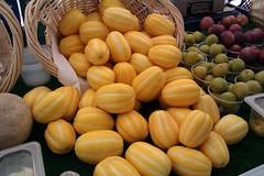 Korean Melon (bunnicula) Tags: fruit melon koreanmelon