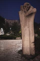 Đuro Đaković (michalfabik) Tags: statue sarajevo skenderija đuro đaković