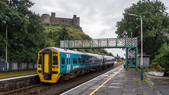 Photo of 158828 at Harlech Station