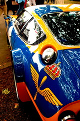 Ferrari Fygvapnet (BenValjean) Tags: england london cars car canon eos ferrari dslr carshow 2012 500d   flygvapnet eos500d chelseaautolegends benjamingoodacre goodacrephotography