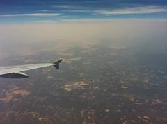 ^_^ (Rehaf A.) Tags: d daylight nikon asia 7000 d7000 ksa sun sunny airplan sky up iphone 4g 4 blue cloud intheskyup saudiarabiakingdom saudi arabia arab 3rb air plan
