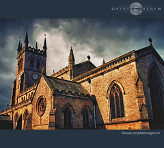 St James Church Wigan (ChrisWhite.Photography) Tags: canon5dmkii canon5dmk2 crystalimages hdrefexpro crystalimagesvideoproduction corporatevideoproductionliverpool