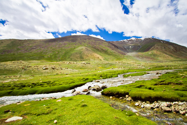 Breathtaking Views At Leh, Ladakh