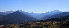 Mountains  ... Blue (Simos1968) Tags: blue mountain karpenisi
