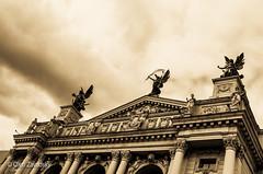 Phantoms of the Opera (Oleh Zavadsky) Tags: leica architecture ukraine galicia україна lwow львів архітектура галичина leicax2 leicax leicax2gallery lvivlemberg