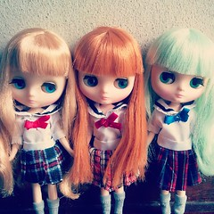 Mindy,Chanine & Mika