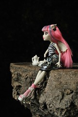 (reiha.) Tags: monster high doll rochelle goyle