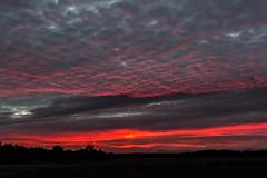 Sunset 13/9 (Hans Makkee) Tags: sunset canon zonsondergang day cloudy dusk 2470l soesterberg 60d canoneos60d