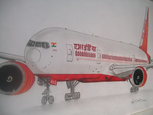 Flickriver: Most interesting photos from Drawings Of Planes pool