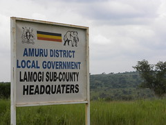 Here comes to Amuru District! (The Advocacy Project) Tags: uganda neildiamond gulu pwds gdpu danemacri