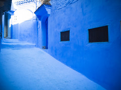 Cette ligne bleue (agharass) Tags: morocco chaouen moroccan tanger morokko morrokko chafchaouen normaroc