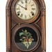 118. 19thc Domed Case Clock