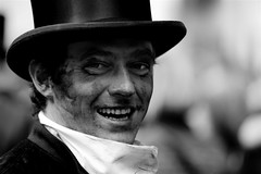 SORRISO (Lace1952) Tags: sguardo sorriso ritratto cappello santamariamaggiore valvigezzo denti vco cilindro ossola spazzacamini nikond3 nikkor80200f2e8