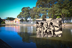 Throsby Creek science class (IslingtonVillage) Tags: abcopen:project=nat2
