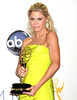Julie Bowen 64th Annual Primetime Emmy Awards, held at Nokia Theatre L.A. Live