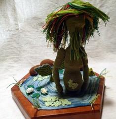 Vodnik (3) (McFiberNutt) Tags: thread miniature crochet folklore amigurumi