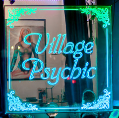 Psychics and Mediums