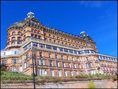 Sea Facing View .. (* Janets Photos*Site to slow to Comment) Tags: uk history buildings yorkshire grand scarborough hotels takenwithlove mindigtopponalwaysontop lovelyflickr