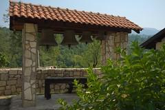 Monastre de Moraa (yves.g) Tags: bells montenegro monastre monastry cloches