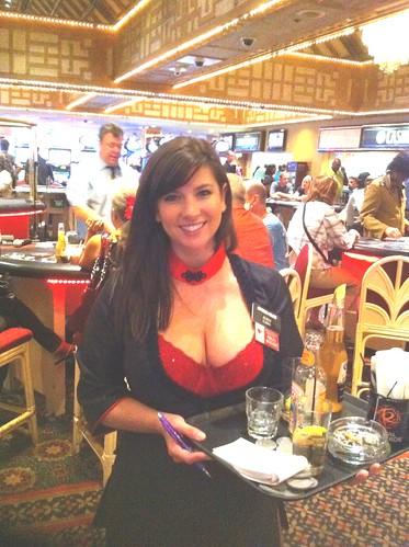 M casino cocktail waitresses