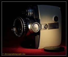 AGFA MOVEX REFLEX. 2 (adriangeephotography) Tags: camera old classic 120 film leather 35mm vintage movie lens photography early antique cine 127 collection chrome roll adrian gee 8mm 16mm array collectable fujis5pro 55f28micronikkor adriangeephotography