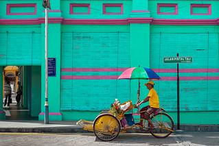 Rickshaw, George Town