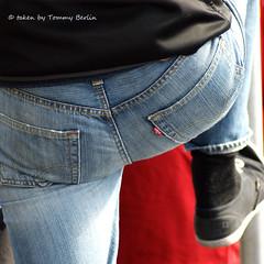 jeansbutt3946 (Tommy Berlin) Tags: men ass butt jeans ars levis