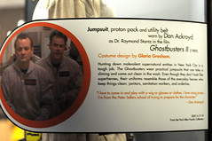 Ghostbusters (flashpoint-70) Tags: ghostbusters billmurray movieprops danakroyd moviecostumes