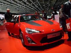 Toyota GT86 (Fido_le_muet) Tags: auto show paris de toyota salon motor gt 86 2012 mondial lautomobile gt86