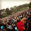 Some of the crowd for Elvis Costello @hsbfest #hsb (Steve Rhodes) Tags: sf sanfrancisco california ca 2012 iphone iphone4 iphonephoto iphone4camera iphone4photo