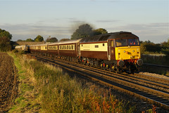 47790 Thurmaston (Gridboy56) Tags: thurmaston 47790 northernbelle 1z85