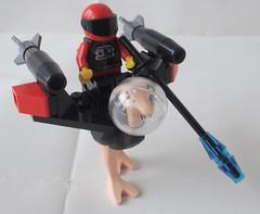 SPACE Ostrich - Title (Jayfourke) Tags: robot lego space ostrich mech spyrius